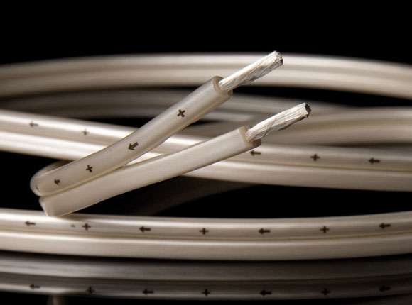 Norstone Silver Speaker Cable