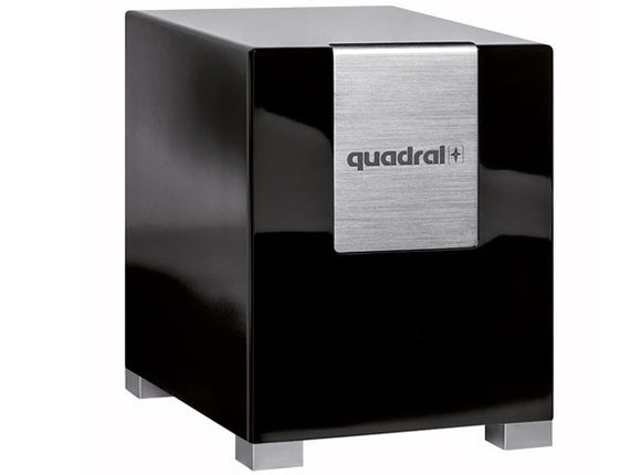 quadral qube 10 stereoclub. Black Bedroom Furniture Sets. Home Design Ideas