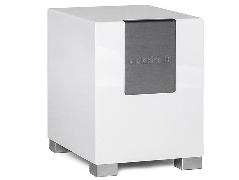quadral qube 12 stereoclub. Black Bedroom Furniture Sets. Home Design Ideas