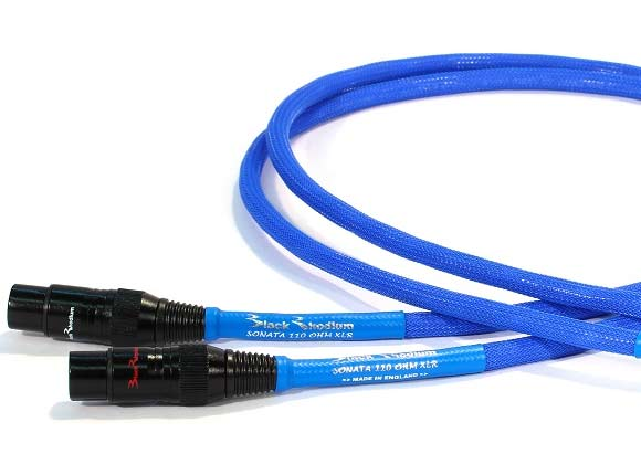 Black Rhodium Sonata XLR