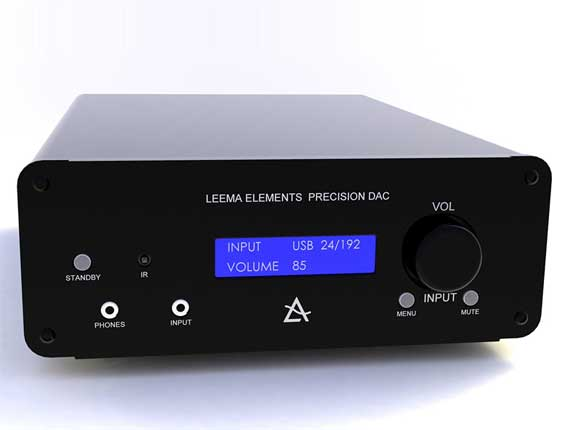 Leema Elements DAC