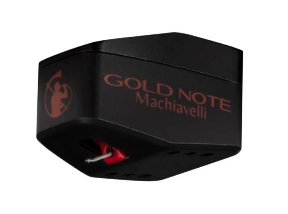 Gold Note Machiavelli MK2 Red