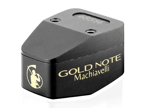 Gold Note Machiavelli MK2 Gold